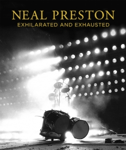 NEAL PRESTON: EXHILARATED AND EXHAUSTED COVER