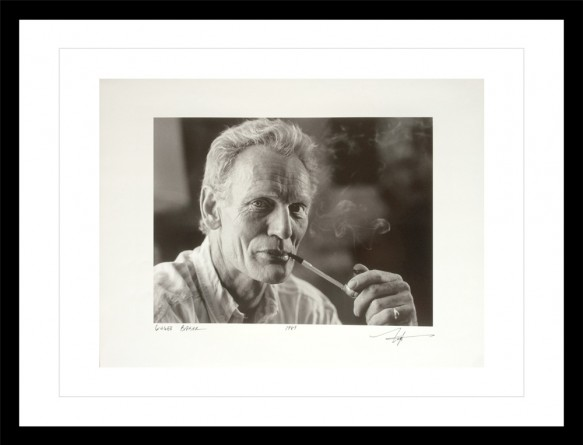 Neal Preston - Ginger Baker 1989